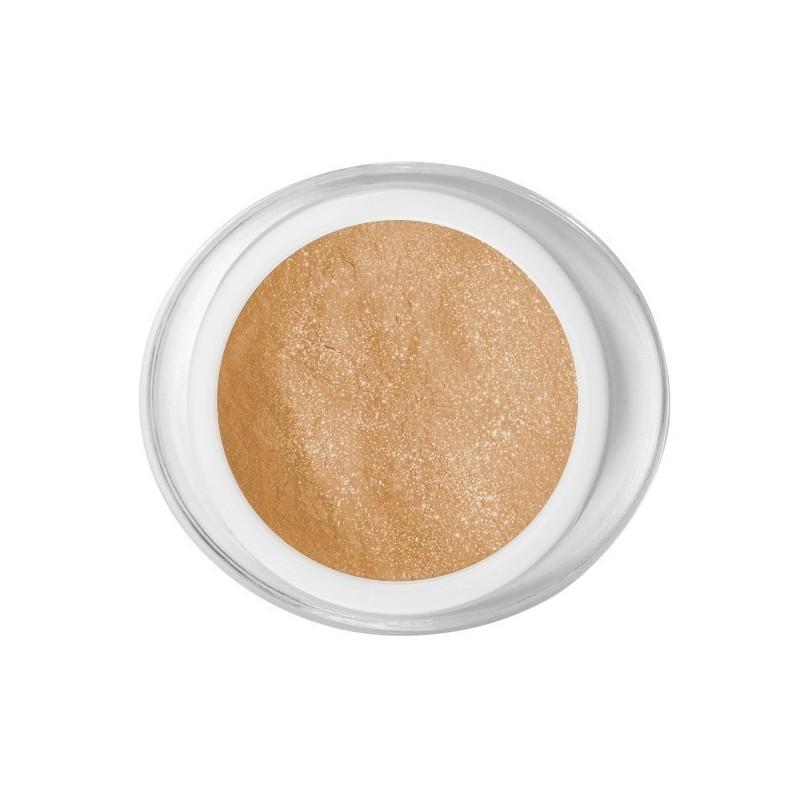 Acrílico polvere oro color