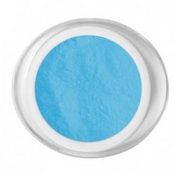 Acrílico neon blue color