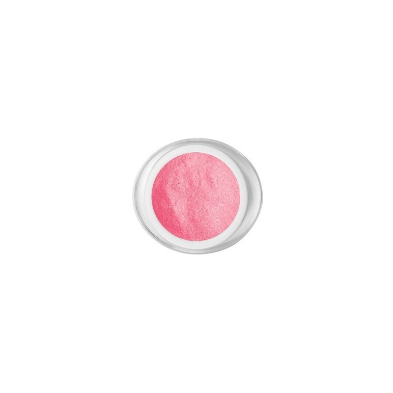 Acrílico polvere rosa color