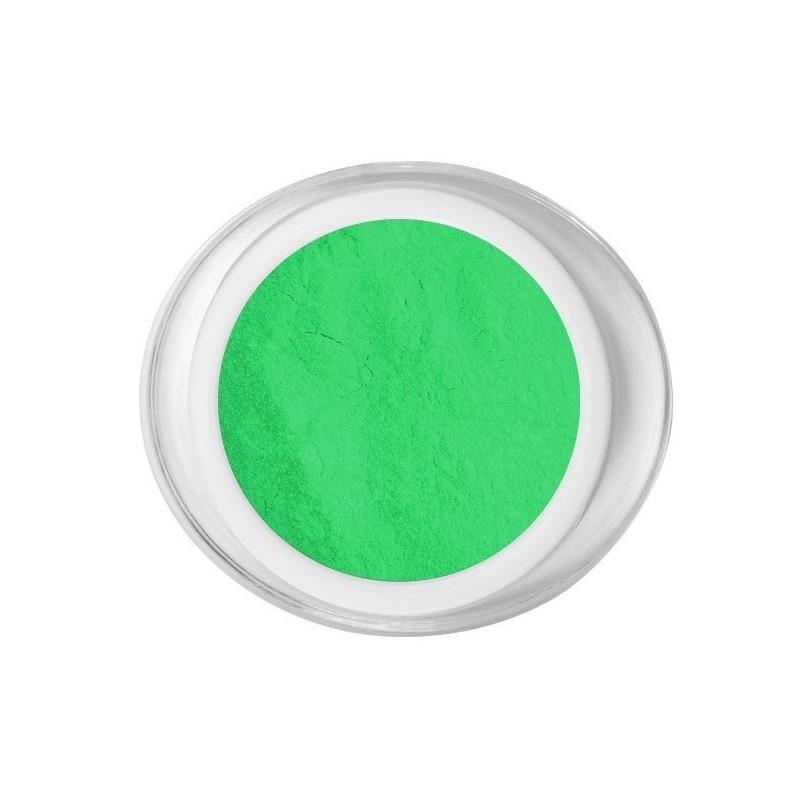 Acrílico neon verde color