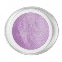 Acrílico polvere viola color