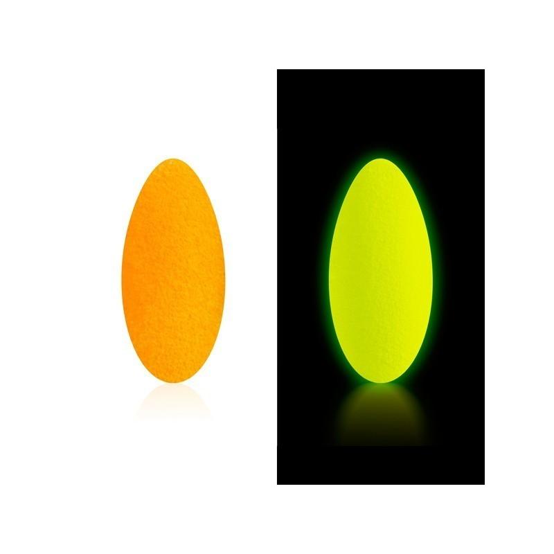 Fluor effect light orange