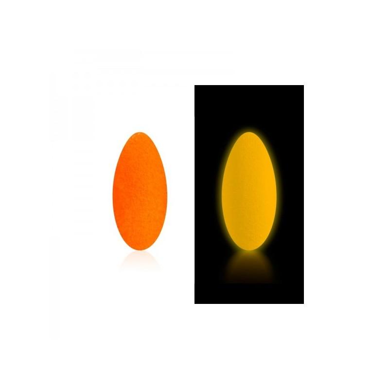 Fluor effect orange