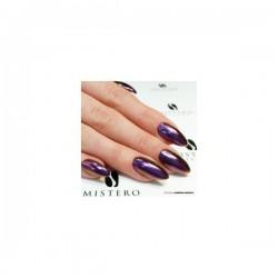 Polaris efect pink-violeta uñas