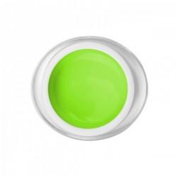 Gel paint green color