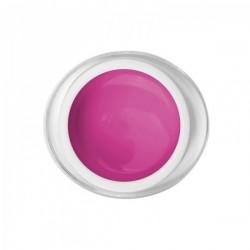 Gel paint pink color
