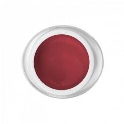 Gel paint red color