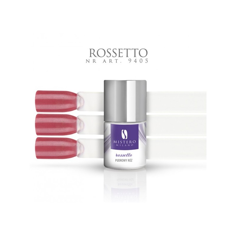 PERMANENTE UV ROSSETTO