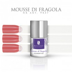 PERMANENTE UV MOUSSE DI FRAGOLA