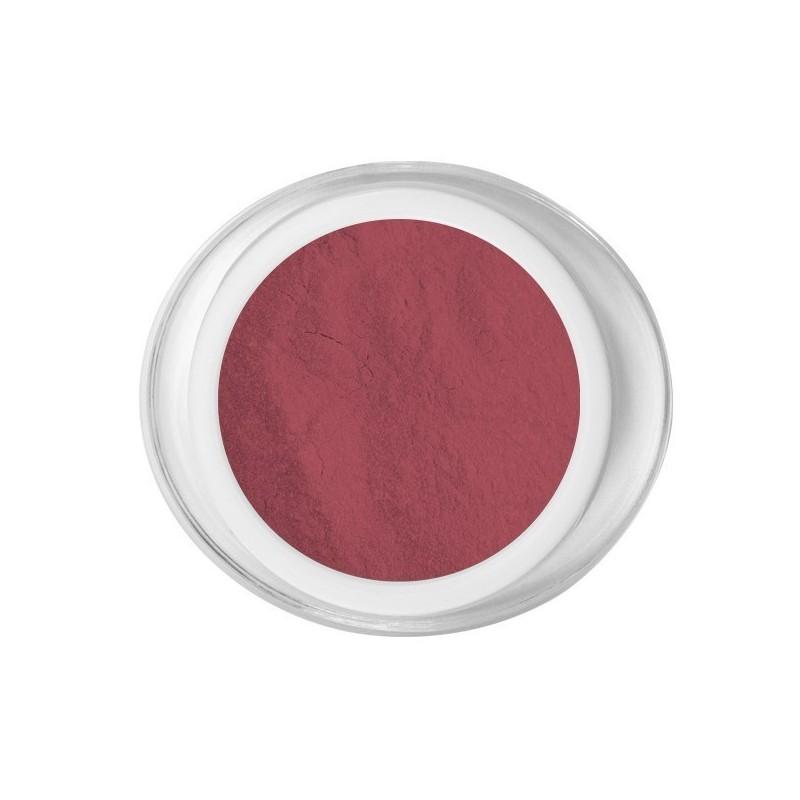 Acrílico red color