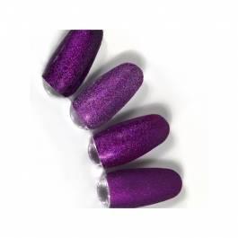 Efecto Rainbow Purpura violeta